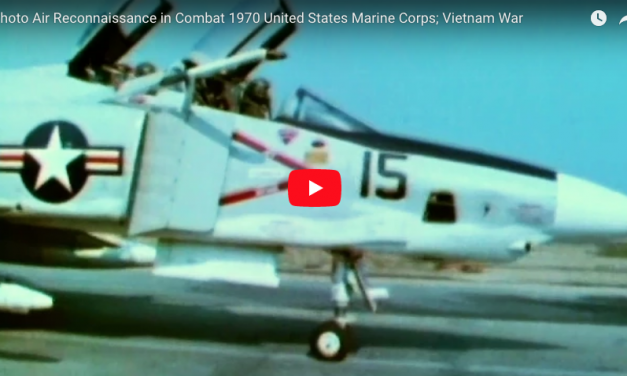 Photo Air Reconnaissance in Combat 1970 United States Marine Corps