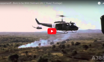 Huey UH-1 Tribute: Steppenwolf – Born to be Wild