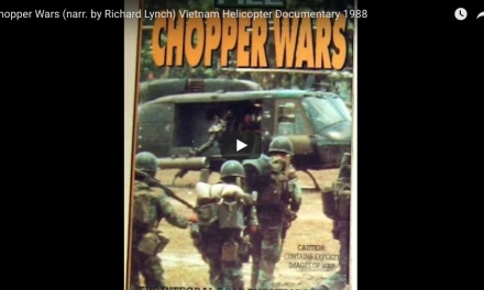 Chopper Wars (narr. by Richard Lynch) Vietnam Helicopter Documentary