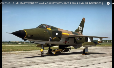 How the US Military Maneuvered Vietnam's Radar and Air Defenses