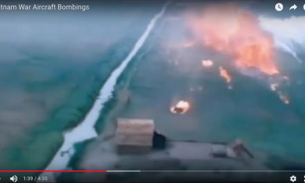USAF Vietnam Bombing Missions