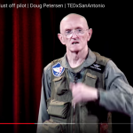 A day in the life of a dust off pilot | Doug Petersen | TED Talk SanAntonio