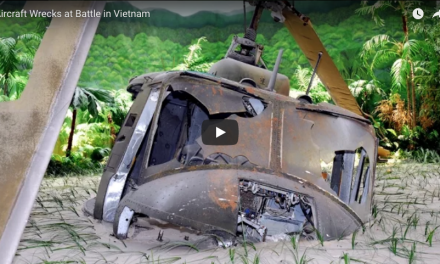 Aircraft Wrecks at Vietnam Battle Sites
