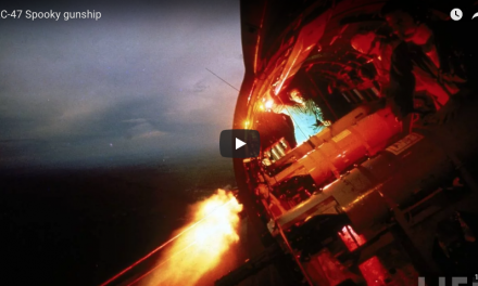 AC-47 Spooky gunship