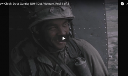 Crew Chief/Door Gunner (UH-1Ds) Vietnam
