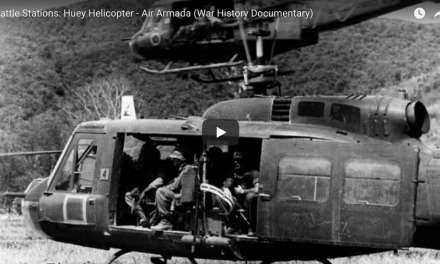 Battle Stations: Huey Helicopter – Air Armada