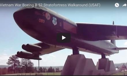 Vietnam War Boeing B-52 Stratofortress Walkaround (USAF)