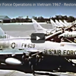 United States Air Force Operations in Vietnam – Restored Color