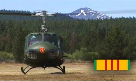 25th Infantry Huey Still Flying 50 Years after Vietnam