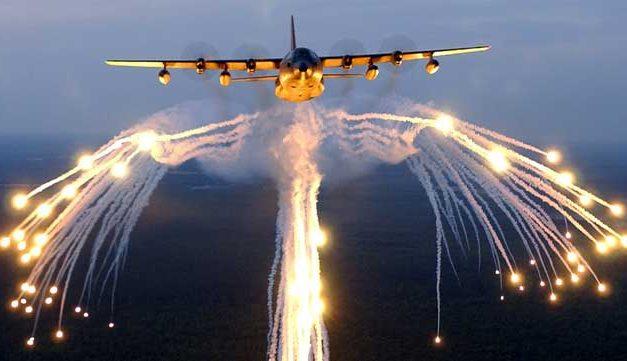 "Bad Guys Beware! – ""Angel of Death"" AC-130 Gunship in Action"