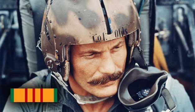 Fighter Pilot Ace and Hero of Big Vietnam Battle – Robin Olds